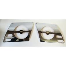 GL1500 Front Speaker Grills w/Eagle Emblem