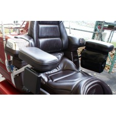 GL1500 Armrests black