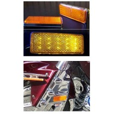 LED Caliper Reflectors