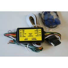 Trailer Wire Harness Converter 5 to 4 wires