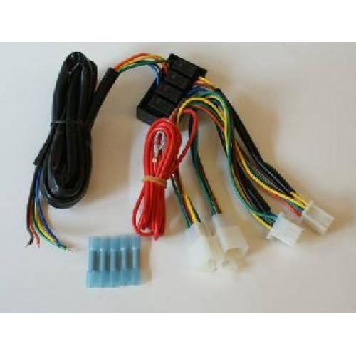 Fine Gl1500 Trailer Wire Harness With Relays Wiring 101 Akebretraxxcnl