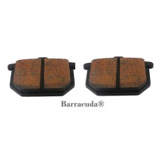 Brake pads GL1100 80-81 rear