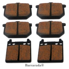 Brake Pads Set GL1000 75-77