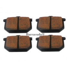Brake pads GL1000 GL1100 78-81 Front sets