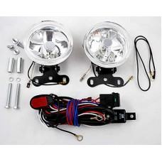 Driving Light kit, Clear GL1800