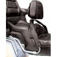 Backrest, driver GL1500 black