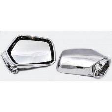 Mirrors, fairing GL1500 chrome