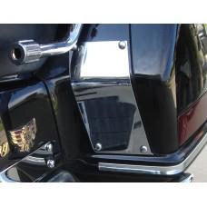 Kick Plates, saddlebag GL1500