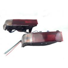 Lights, saddlebag turn signal/running GL1500 CLEAR