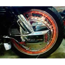 Rotor light rings GL1500 GL1800 Amber