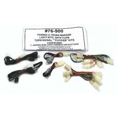 Light kit, trunk / fairing running / flasher GL1500