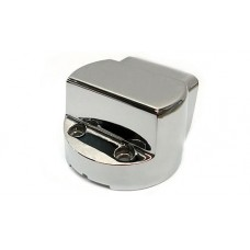 Fuel pump cover, chrome upper GL1000 GL1100