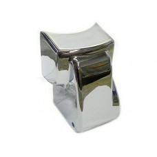 Fuel pump cover, chrome lower GL1000 GL1100