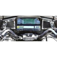 Trim plates, speaker covers GL1200