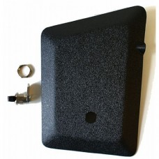Black Hard Pocket